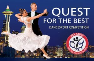Quest for the Best Dancesport Competition